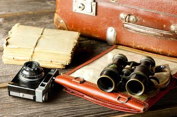 vintage travel arrangements