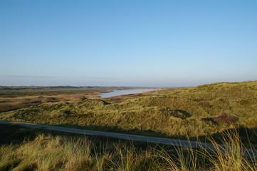 Küstenlandschaft in Dänemarks Jütland 2