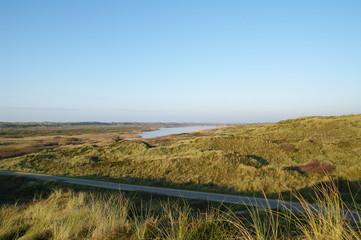 Küstenlandschaft in Dänemarks Jütland 1