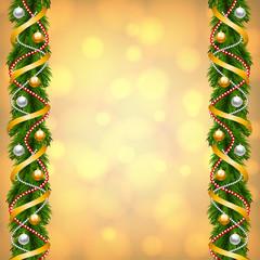 fir-tree decoration