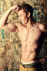 beautiful muscles