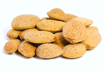 almonds inshell