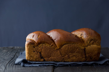 Sponge cake or cake bread