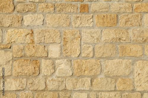 Papiers peints Pierre, Sable mur en pierre