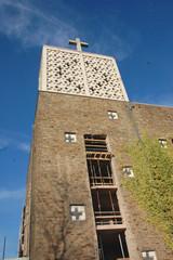 Kirchengebäude im Umbau