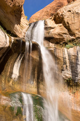 Calf Creek Falls, Utah, USA