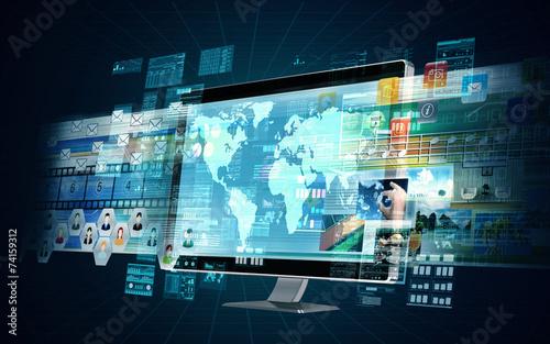 Internet Multimedia Server - 74159312