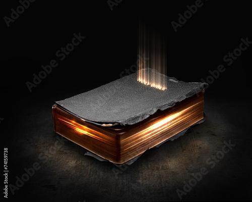 Glowing Bible - 74159738