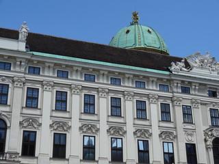 La ville de Vienne, Autriche