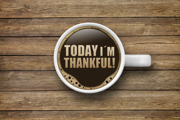 Today I´m Thankful !