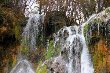 Cascade de Glandieu, Ain