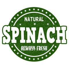 Spinach stamp