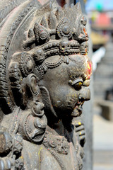 Statue hindou