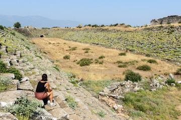 Turchia, Afrodisia stadio
