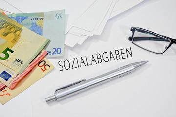 Sozialabgaben