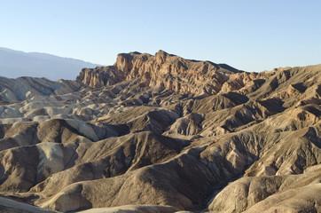 desert mountain view