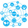 big data and information technology concept