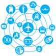 airport concept diagram