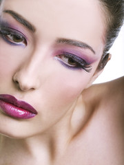 make-up viola