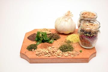 Kitchen spicery