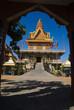 Le temple Wat Ounalom Phnom Penh Cambodge