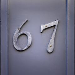 Number 67