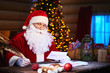 Reading Christmas letters