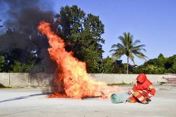 Practice fire drills