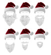 Weihnachtsmann Kostüm - 74173561
