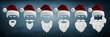 Weihnachtsmann Kostüm - 74173566