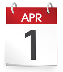 Vector of the First of April