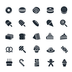 Sweet and Dessert Icon