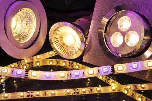 verschiedene LEDs - 74177169
