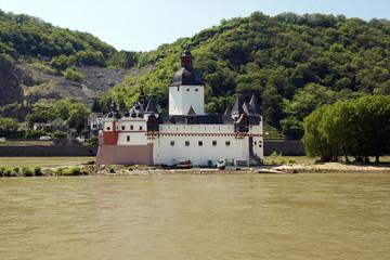 Pfalzgrafenstein, Burg, Pfalz, steinernes, Schiff
