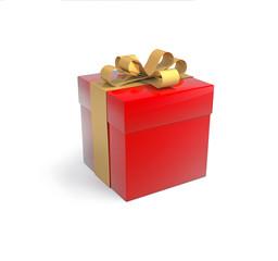 Подарок слентой