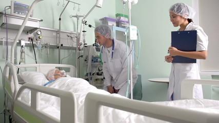Post-Surgery Patient