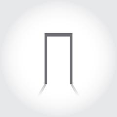door icon symbol