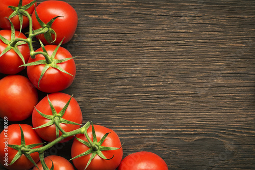 Fotobehang Groenten Tomato