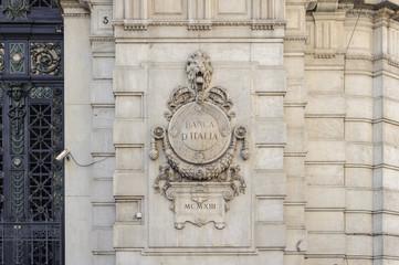 Milano, Banca d'italia