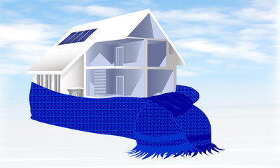 Haus_Wärmedämmung_Wärmeschutzverordnung
