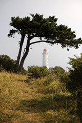 Hiddensee leuchtturm