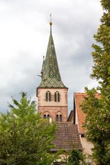 Eglise Sainte Anne, Turckeim, Alsace, Haut Rhin