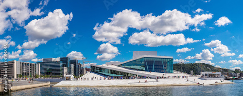 The Oslo Opera House - 74184346