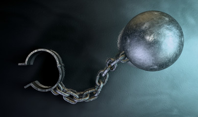 Ball And Chain Dark