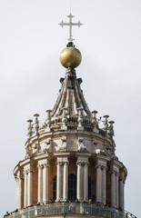 Lanterna della cupola di San Pietro - Roma