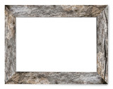 Bark's Natural Wooden Picture Frame
