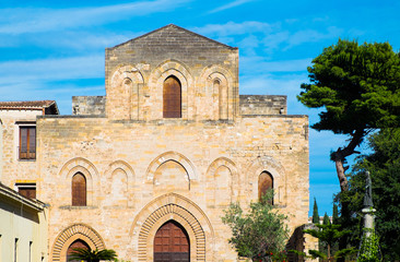 Palermo Magione church