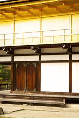 Old japanese entrance gate