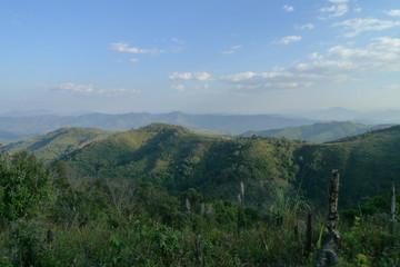 Northern Laos Swidden Area