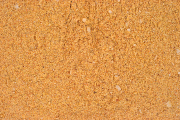 A very close view of taco seasoning